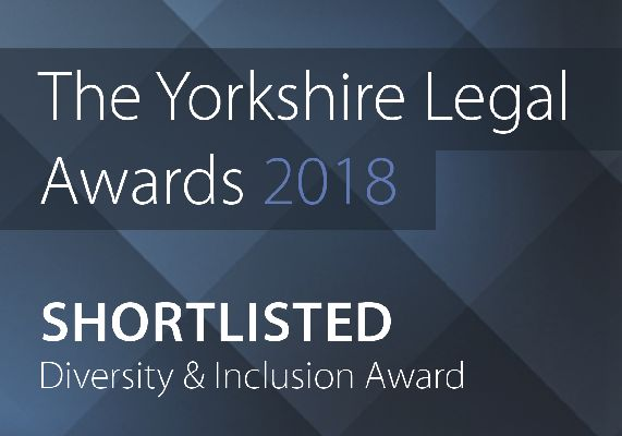 Franks & Co shortlisted for Yorkshire Legal Awards