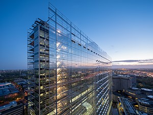 European Patent Office building wins award
