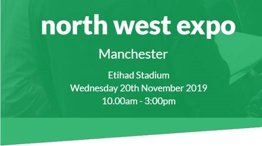 North West Expo, Manchester Wednesday November 20, 2019
