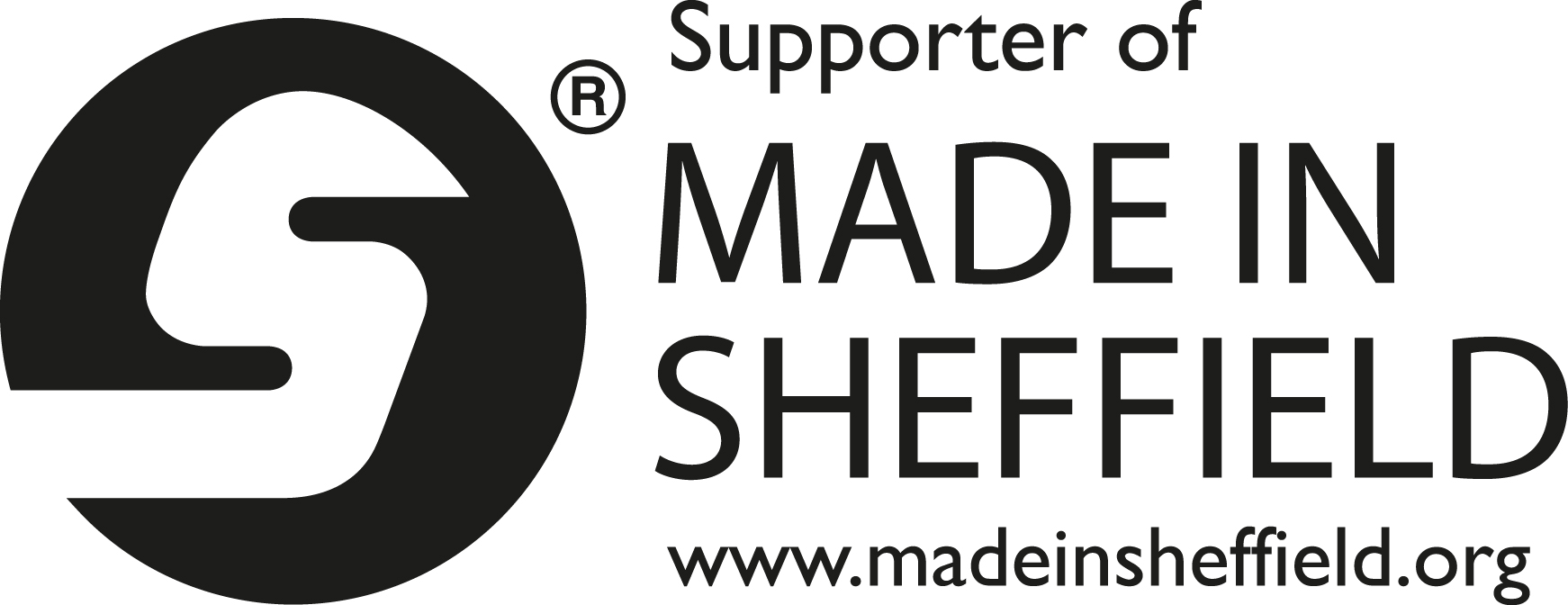 Supporter of Made in Sheffield logo