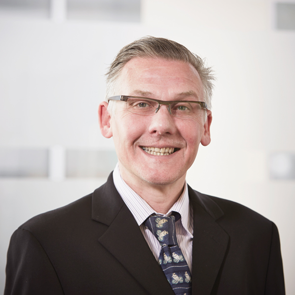 Iain Croft, patent and trade mark attorney